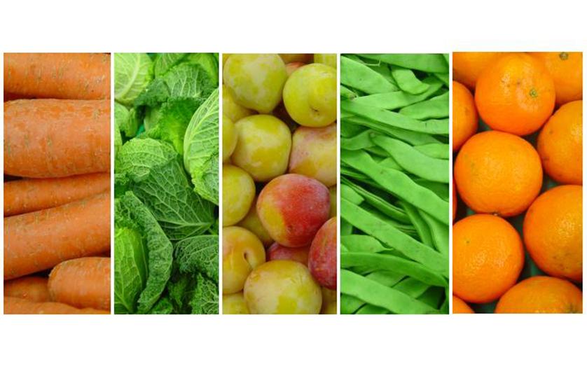 Resíduos de pesticidas nos alimentos: o risco para os consumidores permanece baixo
