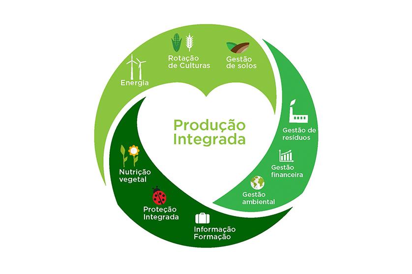 produção integrada