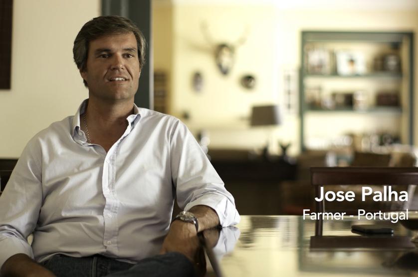 José Palha na Fito Entrevista, presidente da direção da ANPOC